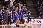 14/11/2015 NBL Adelaide 36ers vs Townsville Crocodiles at the Titanium Security Arena. Photos by AllStar Photos
