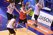 Sassari 20 Agosto 2012 - Qualificazioni Eurobasket 2013 - Allenamento<br /> Nella Foto : DANIELE MAGRO<br /> Foto Ciamillo/Castoria