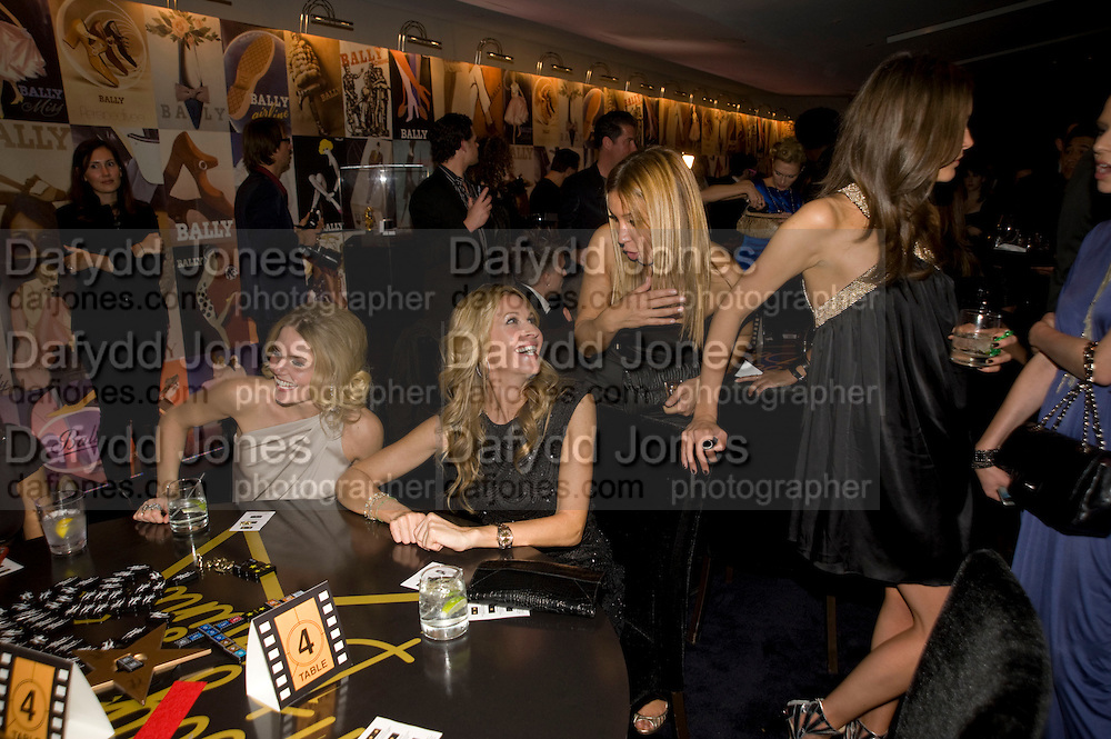 JENNIFER MORRISON; MELISSA ODABASH; LOUISE ROE, Vanity fair and Bally's 'Hollywood Domino' party to benefit The Art of Elysium at the Andaz Hotel, Sunset Boulevard. West Hollywood. 20 February 2009 *** Local Caption *** -DO NOT ARCHIVE-© Copyright Photograph by Dafydd Jones. 248 Clapham Rd. London SW9 0PZ. Tel 0207 820 0771. www.dafjones.com.<br /> JENNIFER MORRISON; MELISSA ODABASH; LOUISE ROE, Vanity fair and Bally's 'Hollywood Domino' party to benefit The Art of Elysium at the Andaz Hotel, Sunset Boulevard. West Hollywood. 20 February 2009