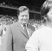 13.08.1972 Football All Ireland Minor Semi Final Cork Vs Galway.Galway