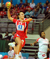 Håndball , 20. desember 2009 , Norge - Spania , Bronse-finale , hvor nordk tok 3. plassen<br />