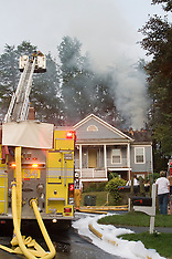 20070619 - Redfields House Fire (News)