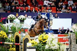 Ingvarsson Robin, SWE, Hansson WL<br /> Gothenburg Horse Show FEI World Cups 2017<br /> © Hippo Foto - Stefan Lafrentz