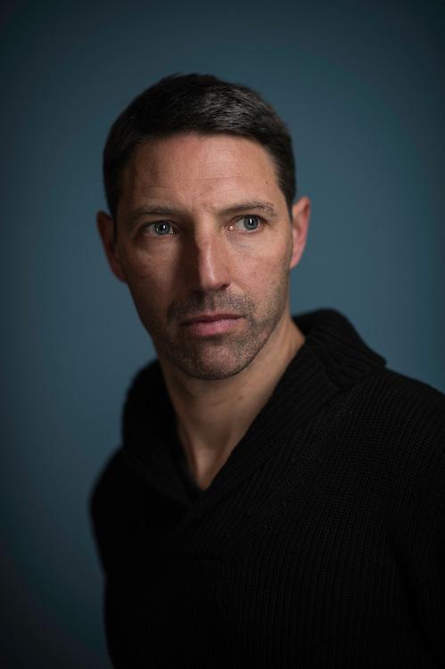 Pierre Morath, réalisateur. Genève, 9 janvier 2016.