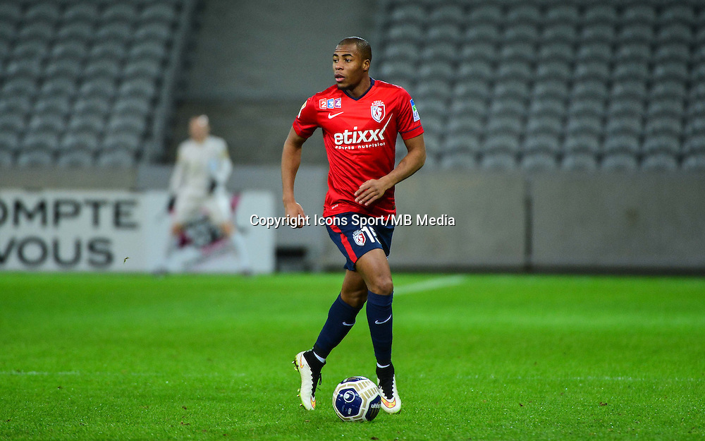 Djibril SIDIBE - 14.01.2014 - Lille / Nantes - 1/4Finale Coupe de la Ligue<br /> Photo : Dave Winter / Icon Sport