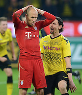 Fussball Bundesliga 2011/12: Borussia Dortmund - FC Bayern Muenchen