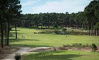 PORTUGAL - AROUIRA - Golfbaan Arouira II . Hole 18 . COPYRIGHT KOEN SUYK