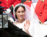 Meghan Markle & Prince Harry Wedding 2