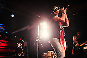 Yelawolf performs at The Showbox SoDo on June 3, 2015.