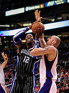 NBA: Orlando Magic vs Phoenix Suns//20110313