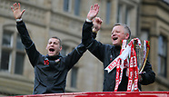 Sheffield United Promotion Celebrations