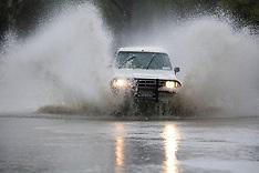 Christchurch-Heavy rain causes flooding