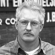 NLD/Huizen/19920103 - De heer Evert Mulder uit Huizen