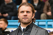 MK Dons  manager Robbie Neilson before the EFL Sky Bet League 1 match between Gillingham and Milton Keynes Dons at the MEMS Priestfield Stadium, Gillingham, England on 17 December 2016. Photo by Martin Cole.