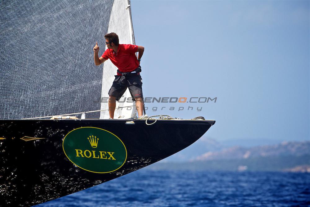 Rolex maxi world championships 2013, day 3