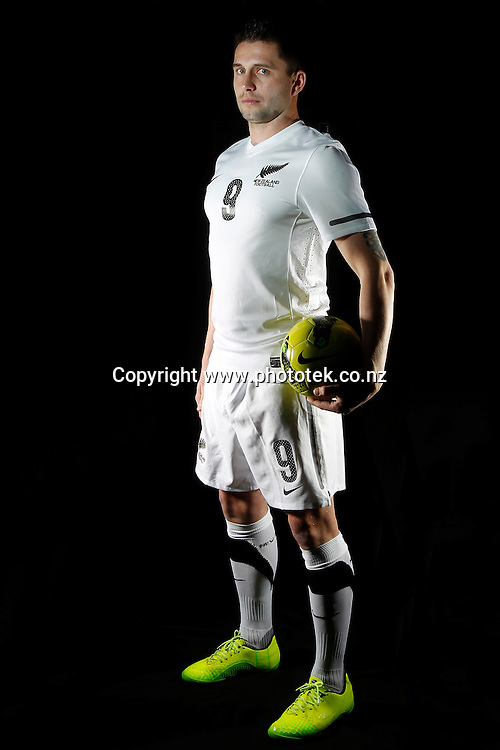 Jakub SINKORA. Futsal Photo Shoot, North Harbour Stadium, Albany, Wednesday 19th September 2012. Photo: Shane Wenzlick