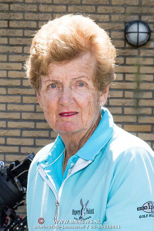 NLD/Brielle/20190614 - Bekend Nederland golft voor Afrika, Betty Stove