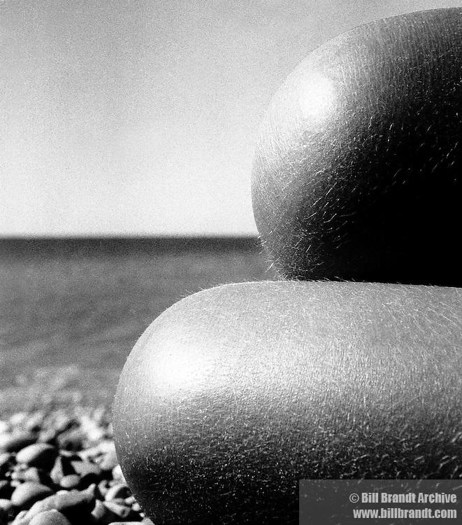 Nude, Baie des Anges France.1959, October.
