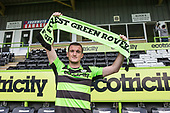 Forest Green Rovers Player Signs 180517