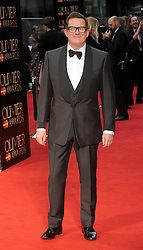 Matthew Bourne attends The Olivier Awards 2016 at the Royal Opera House in London. 3rd April 2016. EXPA Pictures © 2016, PhotoCredit: EXPA/ Photoshot/ Paul Treadway<br /> <br /> *****ATTENTION - for AUT, SLO, CRO, SRB, BIH, MAZ, SUI only*****