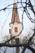 Targu Mures, Romania, Belfry
