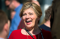 © London News Pictures. FILE PIC 29/09/2015. Brighton, UK. EMILY THORNBERRY MP at Day three of the 2015 Labour Party Conference in Brighton. Reports have suggested that Emily Thornberry might be promoted to the shadow cabinet in this weeks expected reshuffle.. Photo credit: Ben Cawthra/LNP