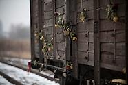 Auschwitz Birkenau Oswiencim Winter 2012