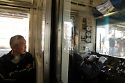 driving the Tokyo commuter train