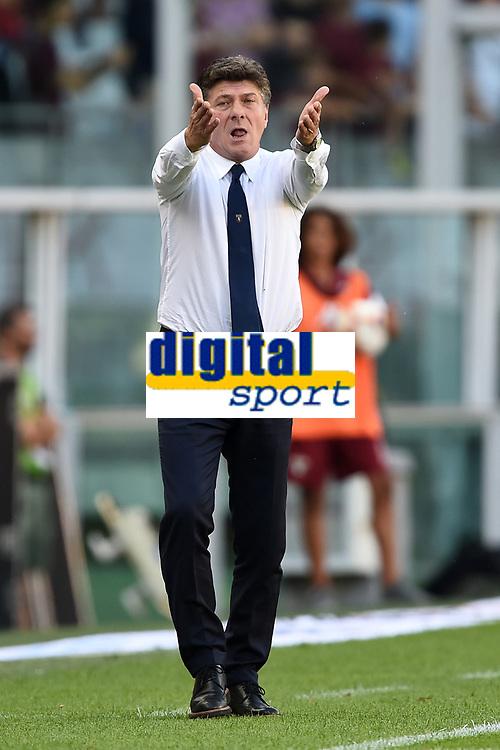 Walter Mazzarri<br /> Torino 19-08-2018 Stadio Olimpico Grande Torino <br /> Football Calcio Serie A 2018/2019 Torino - Roma Foto Daniele Buffa / Image Sport / Insidefoto