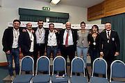 staff<br /> Stelle d'Argento a Lucca. Premiazione Under 17 e Under 20 Femminili<br /> FIP 2016<br /> Lucca, 18/11/2016<br /> Foto Ciamillo - Castoria