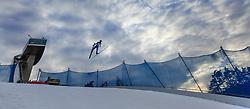 02.01.2016, Bergisel Schanze, Innsbruck, AUT, FIS Weltcup Ski Sprung, Vierschanzentournee, Qualifikation, im Bild Manuel Fettner (AUT) // Manuel Fettner of Austria during his Qualification Jump for the Four Hills Tournament of FIS Ski Jumping World Cup at the Bergisel Schanze, Innsbruck, Austria on 2016/01/02. EXPA Pictures © 2016, PhotoCredit: EXPA/ JFK
