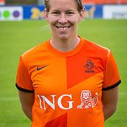 NLD/Velsen/20130701 - Selectie Nederlands Dames voetbal Elftal, Sylvia Smit