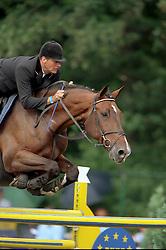 Van Roosbroeck Maurice, BEL, Le Coup C<br /> Belgisch Kampioenschap Kapellen 2001<br /> © Hippo Foto - Dirk Caremans<br /> 13/09/2001
