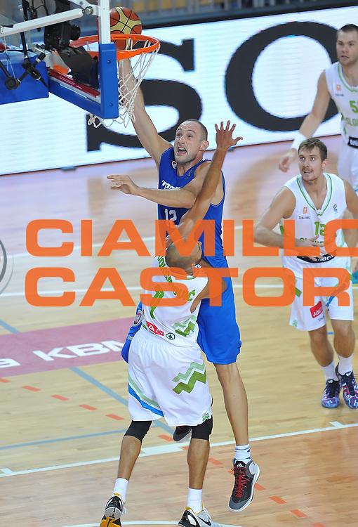DESCRIZIONE : Capodistria Koper Nazionale Italia Uomini Adecco Cup Italia Slovenia Italy Slovenia<br /> GIOCATORE : Marco Cusin<br /> CATEGORIA : tiro penetrazione<br /> SQUADRA : Italia Italy<br /> EVENTO : Adecco Cup<br /> GARA : Italia Slovenia Italy Slovenia<br /> DATA : 23/08/2015<br /> SPORT : Pallacanestro<br /> AUTORE : Agenzia Ciamillo-Castoria/A.Scaroni<br /> Galleria : FIP Nazionali 2015<br /> Fotonotizia : Capodistria Koper Nazionale Italia Uomini Adecco Cup Italia Slovenia Italy Slovenia