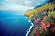 Napali Coast of Kauai, Hi