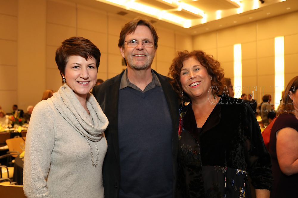 Elizabethe Holland, Jeff Burkett, Ellen Futterman