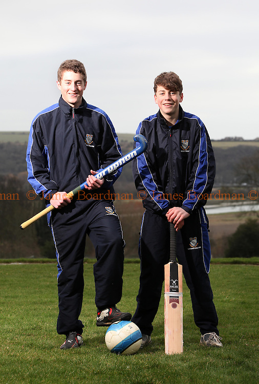 JAMES BOARDMAN / 07967642437.Brothers Will and Cameron MacFie