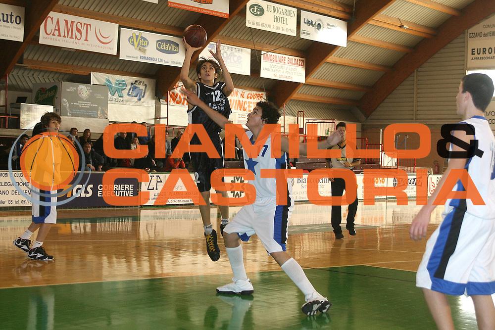 DESCRIZIONE : Bologna Basket For Life 2008 Torneo U13 Stella Azzurra Roma BSL San Lazzaro <br /> GIOCATORE : <br /> SQUADRA : BSL San Lazzaro <br /> EVENTO : Basket For Life 2008 <br /> GARA : Stella Azzurra Roma BSL San Lazzaro <br /> DATA : 09/02/2008 <br /> CATEGORIA : Tiro <br /> SPORT : Pallacanestro <br /> AUTORE : Agenzia Ciamillo-Castoria/M.Marchi