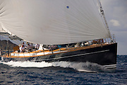 Sojana at the St. Barth Bucket Regatta