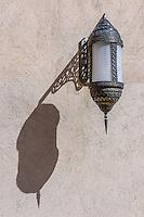 Lampe im Fort von Nizwa