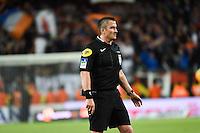 Fredy Fautrel - 16.05.2015 - Montpellier / Paris Saint Germain - 37eme journee de Ligue 1<br />Photo : Alexandre Dimou / Icon Sport