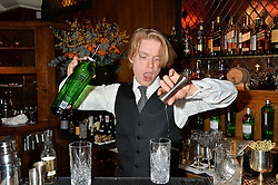 FREDDIE FOX at One Night Only at The Ivy in aid of Acting For Others supported by Tanqueray No.TEN Gin at The Ivy, 1-5 West Street, London on 1st December 2013.
