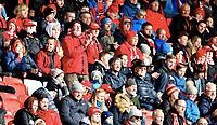 Fotball , 5. mai 2019 , Eliteserien ,  Brann - Ranheim<br /> illustrasjon fan , fans , publikum