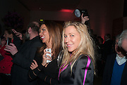 HEATHER KERZNER; MAIA NORMAN, Opening of Bailey's Stardust - Exhibition - National Portrait Gallery London. 3 February 2014