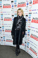 Leigh Zimmerman, WhatsOnStage Awards Nominations - launch party, Cafe De Paris, London UK, 06 December 2013, Photo by Raimondas Kazenas