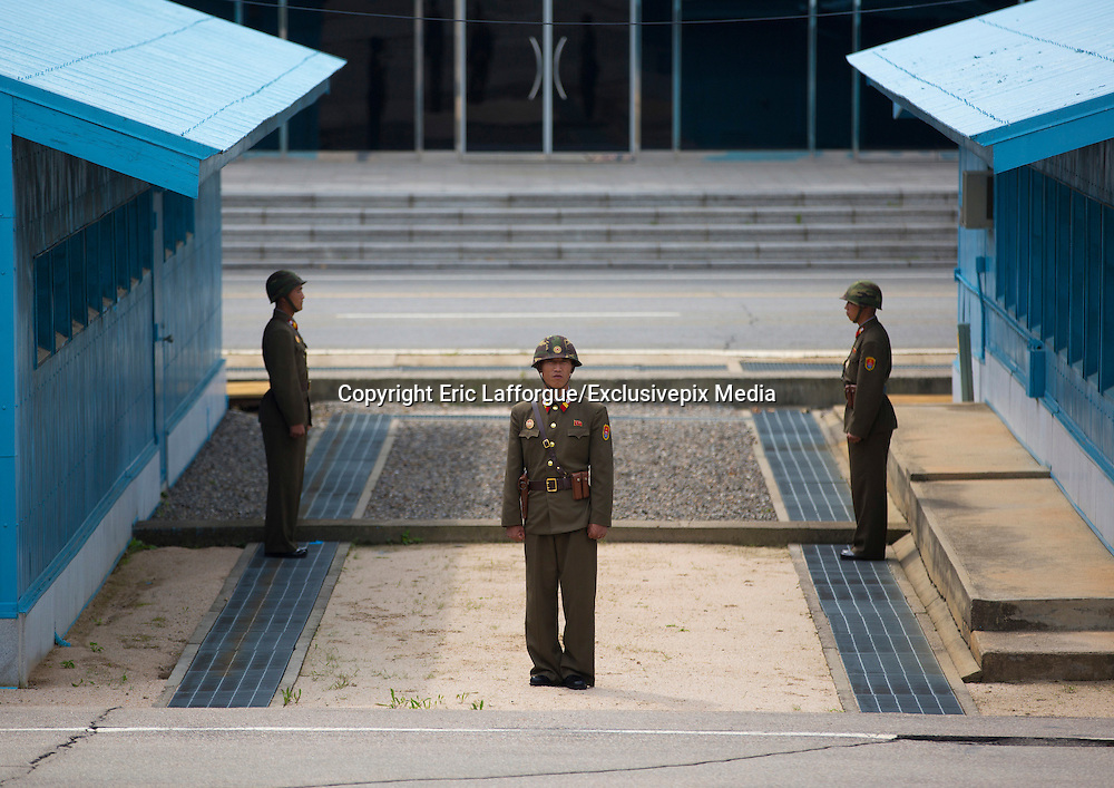 Americans seen by North Korean's<br /> <br /> The USA is the arch nemesis of North Korea, but Americans can still visit the country. According to the Juche Travel, the North Korean travel agency, &ldquo;American tourists are permitted to visit the DPRK however they can only enter or exit the country by plane (not train), and cannot spend more than 10 days in the country.&rdquo;<br />  I met many American tourists during my 6 trips, and most of them were surprised as they were well welcomed by the guides and locals alike. It was a far cry from the aggressive propaganda and menacing official statements issued by the regime. The Americans were allowed to go everywhere except the homestays in the Chilbo area where tourists sleep in [carefully selected] local farmers&rsquo; seaside homes. There was no explanation given, just an &ldquo;It is not possible&rdquo;.<br />  North Koreans are quick to employ images and symbols of America in their own propaganda. During the Cold War, they seized the American spy boat, the USS Pueblo. It is now a Pyongyang tourist attraction. The guide on the boat explains that the US soldiers wrote letters of apology since they were so ashamed of what they did to North Korea. After Bill Clinton went to North Korea to seek the release of American journalists Laura Ling and Euna Lee who were arrested by the North Koreans while researching human-trafficking, a director made a movie with the tv footages.<br /> In the giant &ldquo;Gifts Museum&rdquo; that displays all the gifts the Dear Leaders received from all around the world (mainly from communist countries), the guides are proud to point out Secretary of State Madeleine Albright&rsquo;s gift to Kim Jong-Il: a basketball autographed by Michael Jordan. No photo allowed!<br />  Most of the propaganda posters depicting North Korea&rsquo;s hatred of the USA has been removed from the streets. Photographing the only such billboard I saw during my stay in Pyongyang was not easy as the guides always found an excuse not to stop the bus. &ldquo;Too much traffic,&rdquo; they said, on a