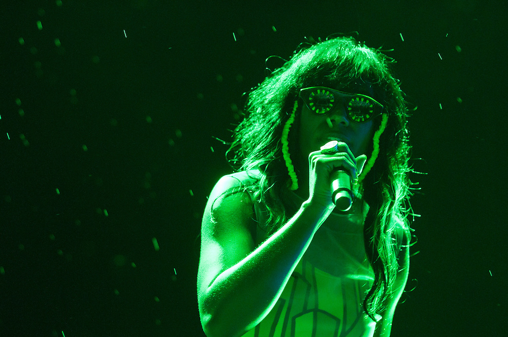 Santigold at Lollapalooza