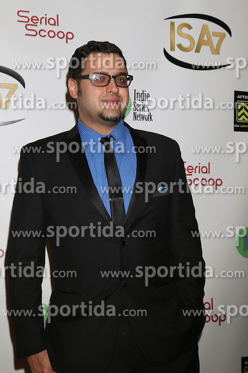 Gregori J Martin at the 7th Annual Indie Series Awards at the El Portal Theater on April 6, 2016 in North Hollywood, CA. EXPA Pictures © 2016, PhotoCredit: EXPA/ Photoshot/ Kerry Wayne<br /> <br /> *****ATTENTION - for AUT, SLO, CRO, SRB, BIH, MAZ, SUI only*****