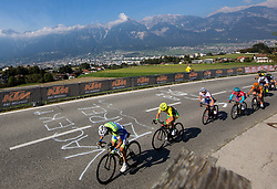 PINTAR Urska of Slovenia during the Women's Elite Road Race a 156.2km race from Kufstein to Innsbruck 582m at the 91st UCI Road World Championships 2018 / RR / RWC / on September 29, 2018 in Innsbruck, Austria. Photo by Vid Ponikvar / Sportida