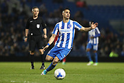 Brighton & Hove Albion central midfielder Beram Kayal (7) during the EFL Sky Bet Championship match between Brighton and Hove Albion and Birmingham City at the American Express Community Stadium, Brighton and Hove, England on 4 April 2017.